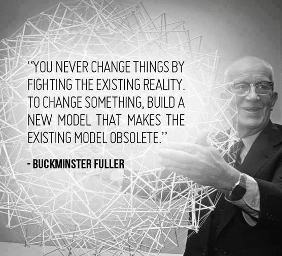 change the model, change reality