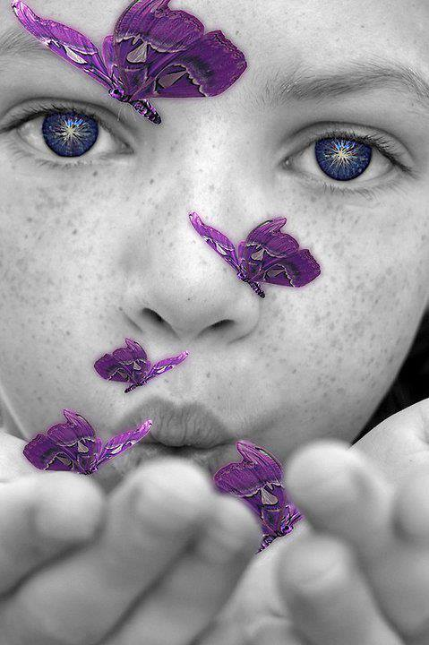 vlinderblaas