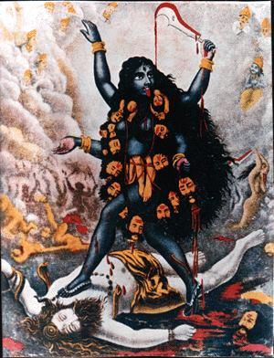 Kali op oorlogspad