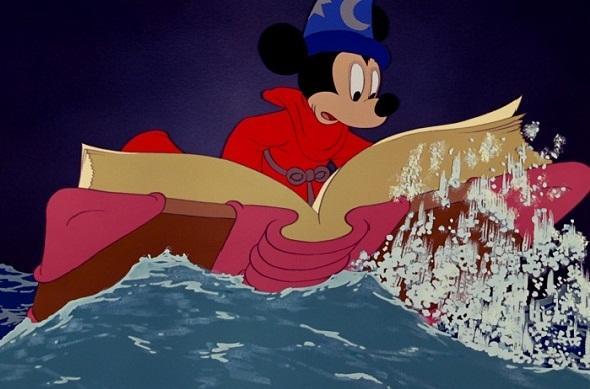 tovenaarsleerling Disney